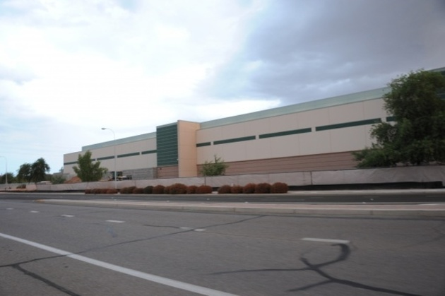 Digital Realty's data center in Chandler, Arizona, is at the southern edge of Phoenix's sprawl, near a massive Intel plant, and companies like Orbital ATK and Iridium. It is one of the largest in A...