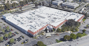 Santa Clara industrial building at 2305 Mission Blvd. IPI Partners acquired the building in December 2019 in Santa Clara, part of an intricate series of deals that also enabled an Amazon unit to le...