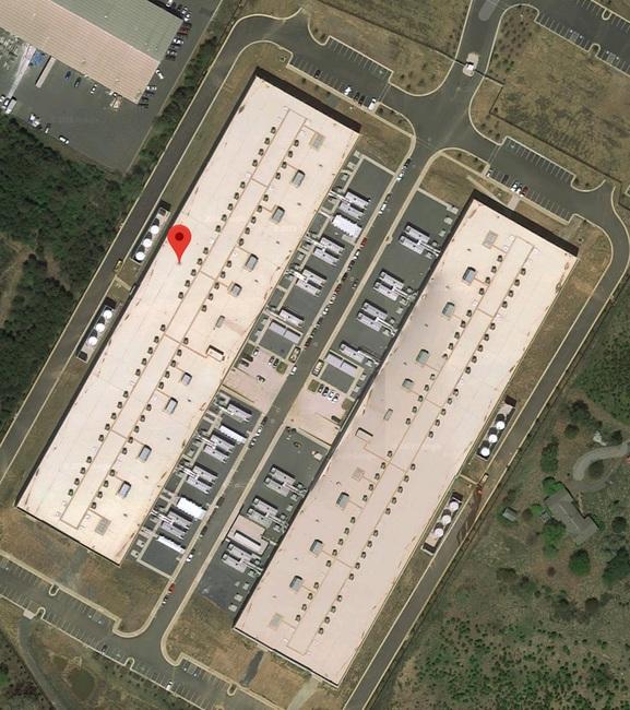Aws Data Center Map: Amazon IAD-73 Data Center