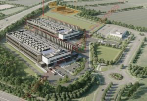 Amazon submits plans for second data center in County Meath, Ireland
