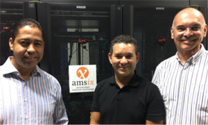 AMS-IX Caribbean deploys Point-of-Presence in Blue NAP Americas data centre