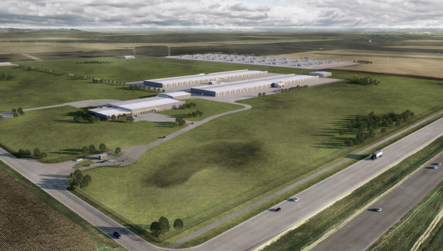 In August 2017, Apple announced plans to build a 400,000-square-foot, state-of-the-art data center in Waukee, Iowa, to better serve North American users of iMessage, Siri, the App Store, and other ...
