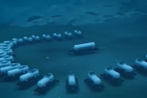 Chinese authorities push ahead with plans underwater data centers