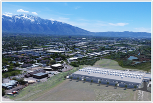 Cirrus Data Services plans 160MW campus in Salt Lake City