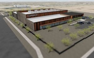 Comarch to build its first US data center in Mesa, Arizona