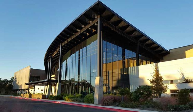 Cyrusone Expands Santa Clara Campus While Still Under