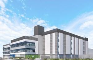 Digital Realty plans to build 430,000 sqft four story Santa Clara facility