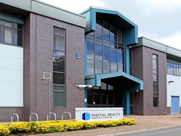 Digital Realty's Redhill data centre facility Unit 3, Foxboro Park