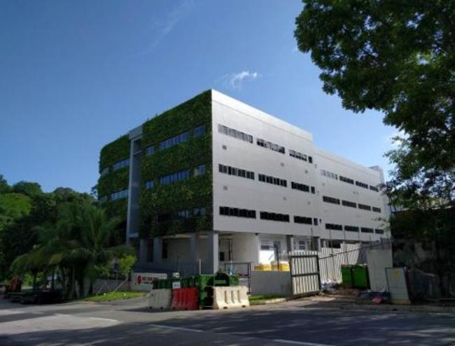 DoDid Singapore Data Center