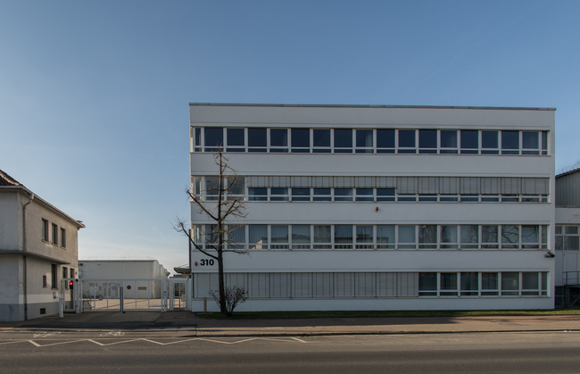 Previously was a Telecity Building