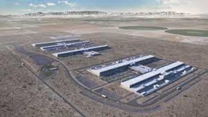 Facebook's Eagle Mountain data center moves online