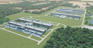 Facebook's Huntsville data center campus exceeds $1 billion