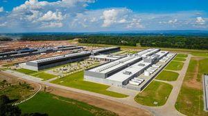 Facebook's Huntsville data center goes online