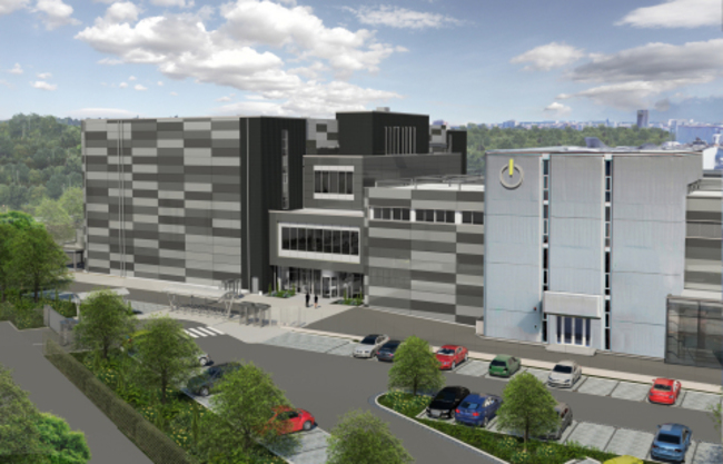 The data center plans to open in 2019