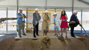 Google Breaks Ground on $600M Las Vegas Data Center