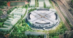 InterXion and Digital announce a Large Campus in Paris with a Futuristic Design