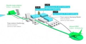 Interxion expands in Zurich