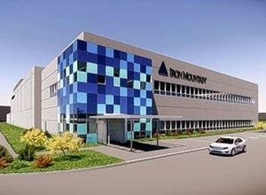 Iron Mountain Building a $75 Million Facility in Des Plaines, IL