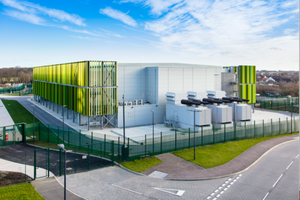 Kao Data deploys 100% renewable energy at London One campus