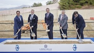 Lamda Hellix breaks ground on Athens-3 data center in Greece