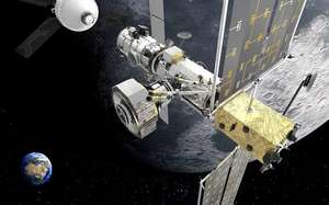Lunar data center on the horizon