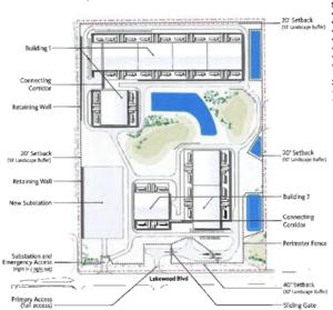Microsoft is planning 400,000 sqft Campus in Hoffman Estates