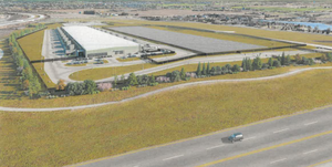 Microsoft's Ginger East data center project gets approval