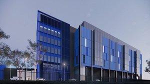 New data center for Macquarie Data Centres in Sydney