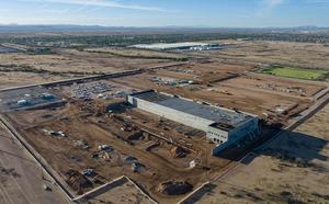 NTT reveals details of its 240 MW Phoenix data center campus