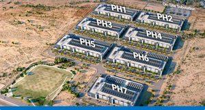 NTT to build data center campus in Mesa