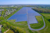 The QTS Princeton Solar Array is a 14.1 Megawatt Photovoltaic System, one of the largest, privately owned, net metered photovoltaic systems in the Western Hemisphere. The Solar Array occupies appro...