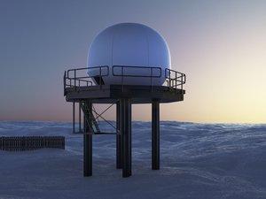 Quintillion connects Polar Orbiting Satellites to Equinix SE2
