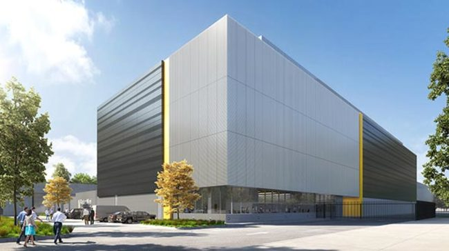 The new Santa Clara data center will be ready in 2020.