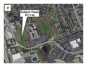 Round Rock votes to rezone land for Switch data center campus