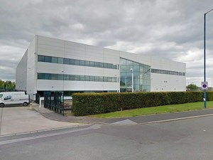 The Facility is just South of Heathrow airport