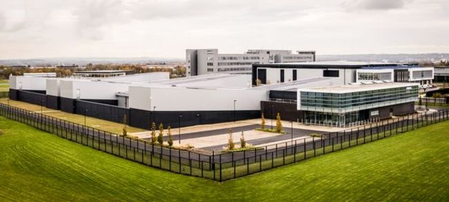 New Stellium data centre at Cobalt Business Park