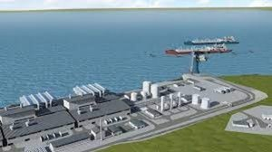 The Shannon LNG project undermines climate goals in Ireland, say critics