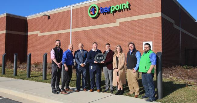 813 Pinnacle Drive has been LEED Gold certified by the U.S. Green Building Council! The 34,600 SF building at BWI Tech Park is home to TierPoint's energy-efficient BWI Data Center, and was designed...