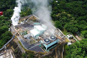 Volcanic geothermal energy for Bitcoin mining data centers in El Salvador