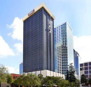 The building is 36 stories and was built in 1973