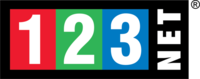123.net Logo