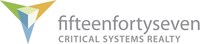 1547 Critical Systems Realty (fifteenfortyseven) Logo