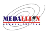 Medallion Communications Logo