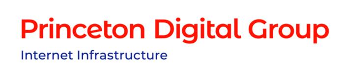 Princeton Digital Group Logo