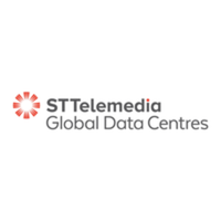 ST Telemedia Global Data Centres (STT GDC) Logo