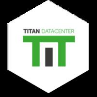 Titan Datacenters France Logo