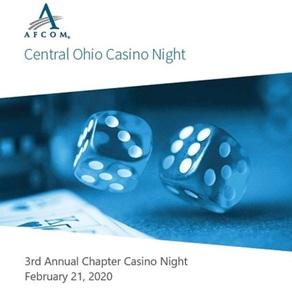 Conference AFCOM's Central Ohio Casino Night photo