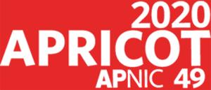 Conference APRICOT 2020 photo